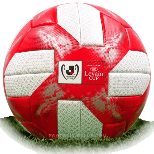 Adidas Conext19 Levain is official match ball of J League Cup 2019
