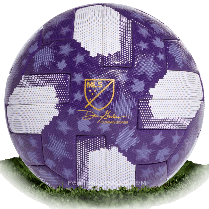 get cheap 65b08 c333c Adidas Nativo Questra ASG is official match ball of MLS All-Star Game 2019