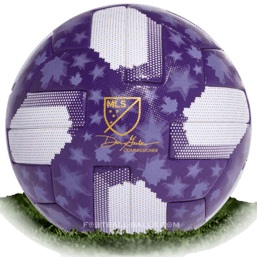 Adidas Nativo Questra ASG is official match ball of MLS All-Star Game 2019