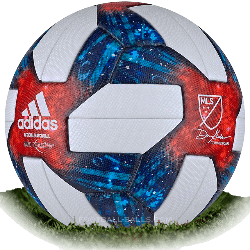 wholesale dealer 7ee98 0482a Adidas Nativo Questra is official match ball of MLS 2019