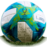 Adidas Super Cup 2019 is official match ball of UEFA Super Cup 2019