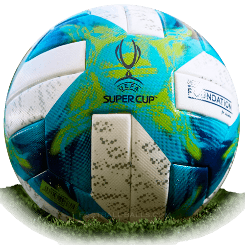 Adidas Super Cup 2019 is official match ball of UEFA Super ...