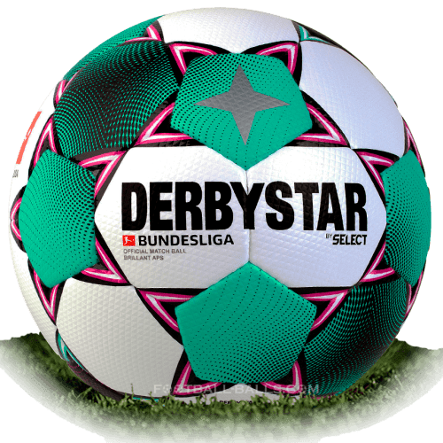 Derbystar Brillant APS 2020 is official match ball of ...