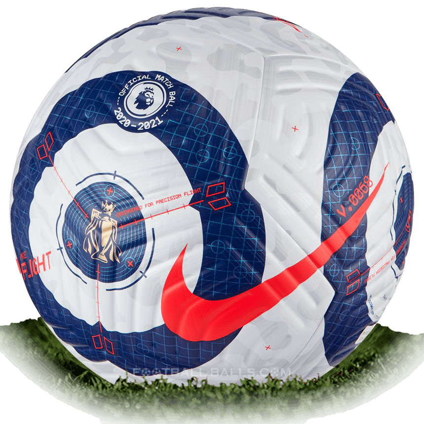 Nike Flight 2021 Is Official Match Ball Of Premier League 2020 2021 Football Balls Database