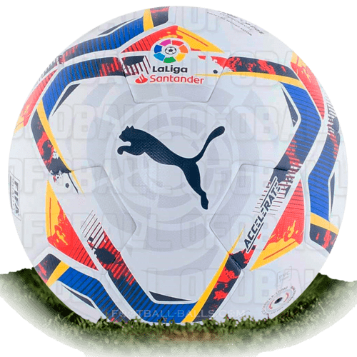Puma teamFINAL 21 is official match ball of La Liga 2020 ...