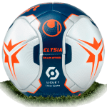 Uhlsport Elysia Uber Eats 2 is official match ball of Ligue 1 2020/2021