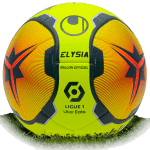 Uhlsport Elysia Uber Eats is official match ball of Ligue 1 2020/2021