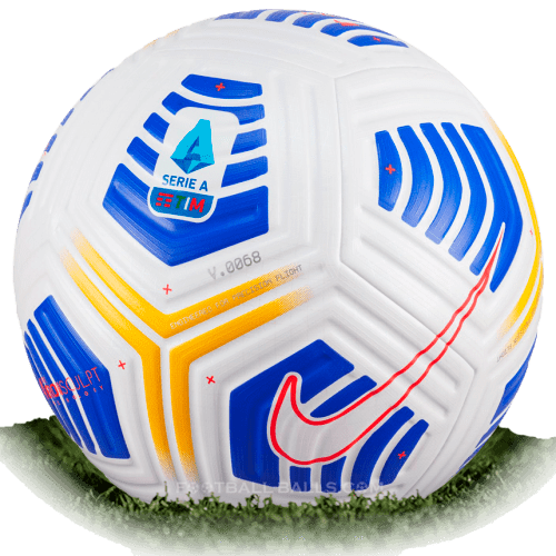 Nike Flight is official match ball of Serie A 2020/2021 ...