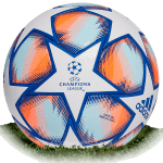 Adidas Finale 20 is official match ball of Champions League 2020/2021