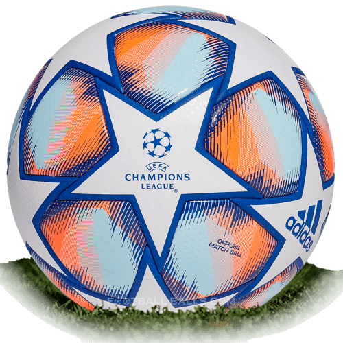Adidas Finale 20 is official match ball of Champions ...