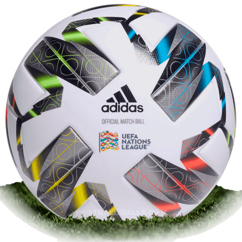 Adidas Nations League 2020/21 is official match ball of ...