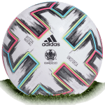 Adidas Uniforia is official match ball of Euro Cup 2020