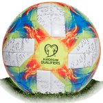 Conext19 EQ is official match ball of Euro Cup 2020 qualifying