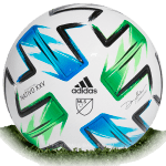 Adidas Nativo XXV is official match ball of MLS 2020