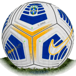 Nike Aerowsculpt CBF is official match ball of Campeonato Brasileiro 2021