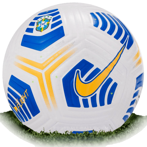 Nike Flight CBF is official match ball of Campeonato Brasileiro 2021