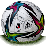 Adidas Conext21 is official match ball of J League 2021
