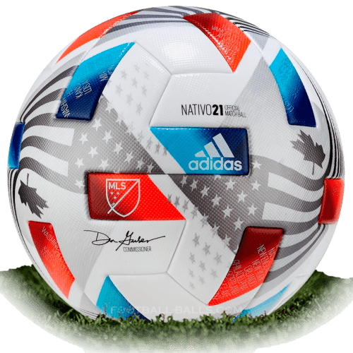 Adidas Nativo 21 is official match ball of MLS 2021 ...